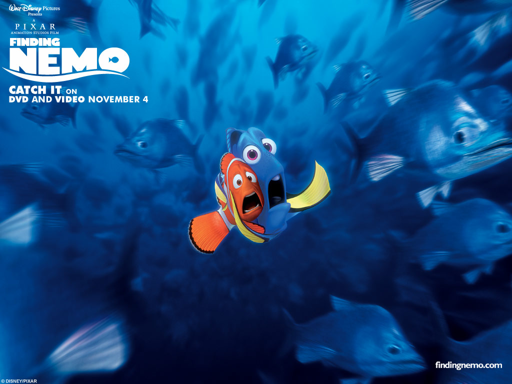 Best collection anime manga finding nemo poster finding nemo anime wallpaper altavistaventures Image collections